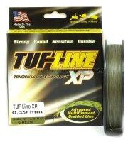 Шнур Tuf-Line XP 137м 0.10мм green