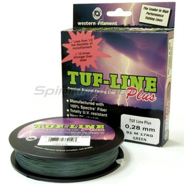 Tuf-Line - Шнур Plus 137м 0.28мм - фотография 1