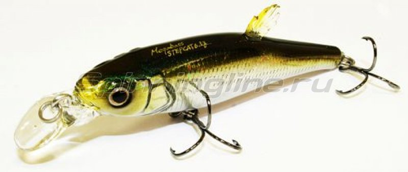 Воблер Live-X Margay Stepcat gg il tennessee shad -  1