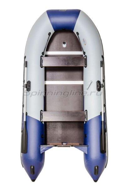 Наши Лодки - Лодка ПВХ Навигатор Турист 350 - фотография 1