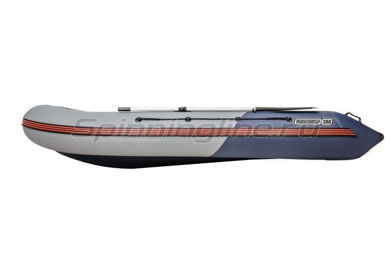 Лодка ПВХ Навигатор 380 -  2