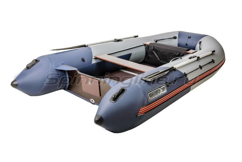 Лодка ПВХ Навигатор 380 -  4