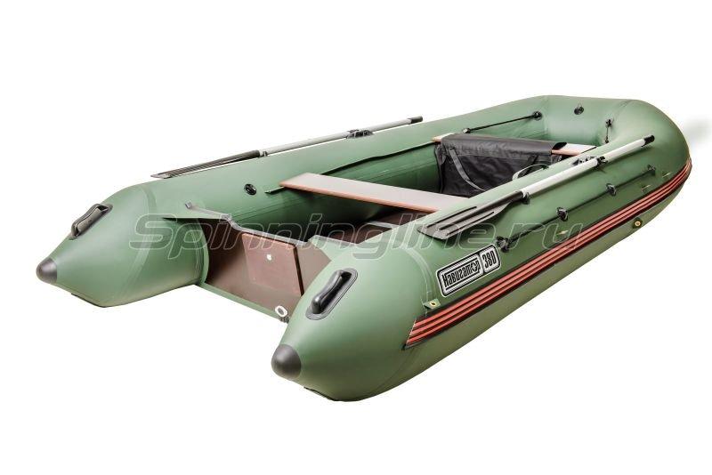 Лодка ПВХ Навигатор 380 AI -  4