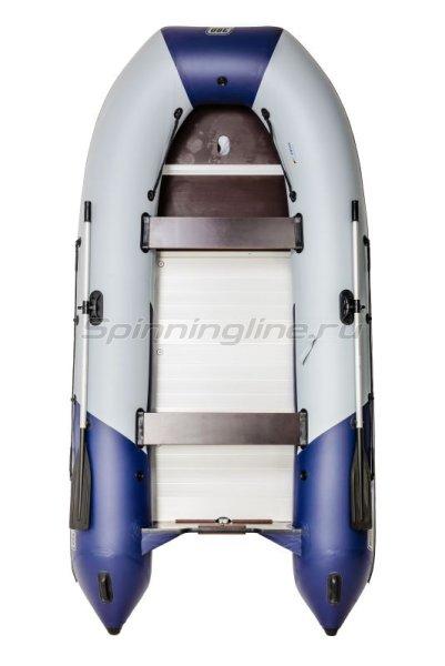 Наши Лодки - Лодка ПВХ Навигатор Турист 380 AI - фотография 1