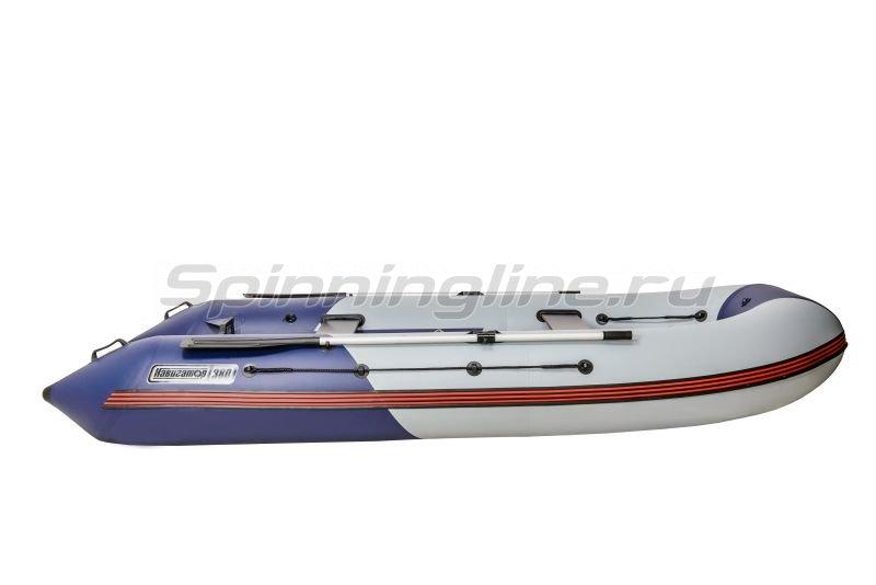 Наши Лодки - Лодка ПВХ Навигатор Турист 380 AI - фотография 3