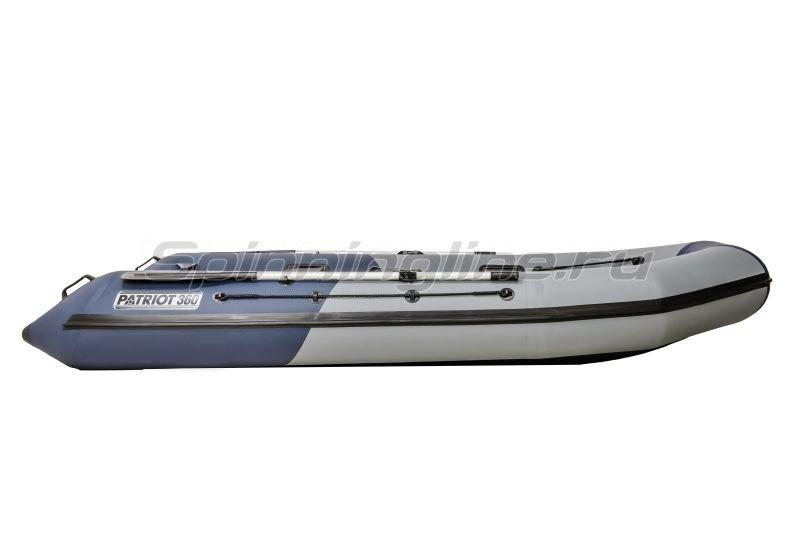 Наши Лодки - Лодка ПВХ Патриот Турист 360 AI - фотография 2
