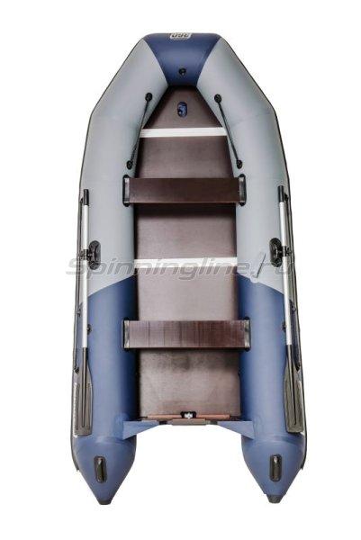 Наши Лодки - Лодка ПВХ Патриот Турист 360 AI - фотография 3