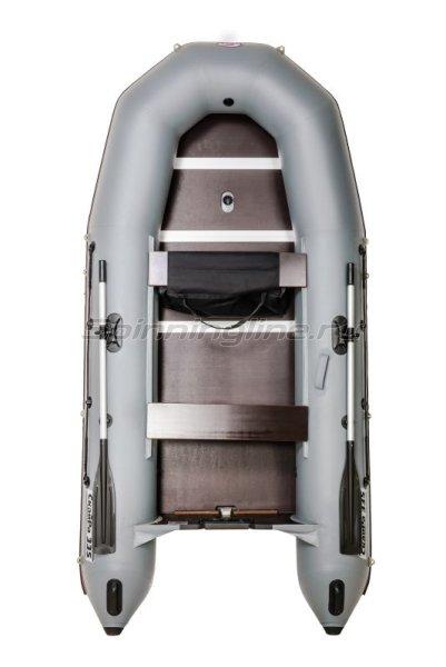 Лодка ПВХ СкайРа 335 Турист -  1