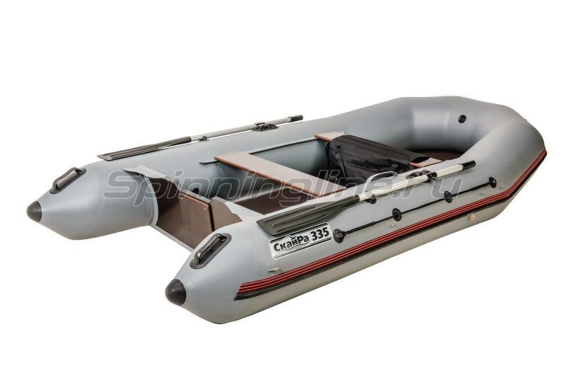 Лодка ПВХ СкайРа 335 Турист -  4