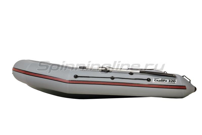 Наши Лодки - Лодка ПВХ СкайРа 320 Оптима - фотография 3