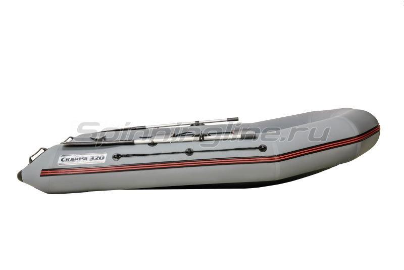 Наши Лодки - Лодка ПВХ СкайРа 320 Оптима - фотография 5