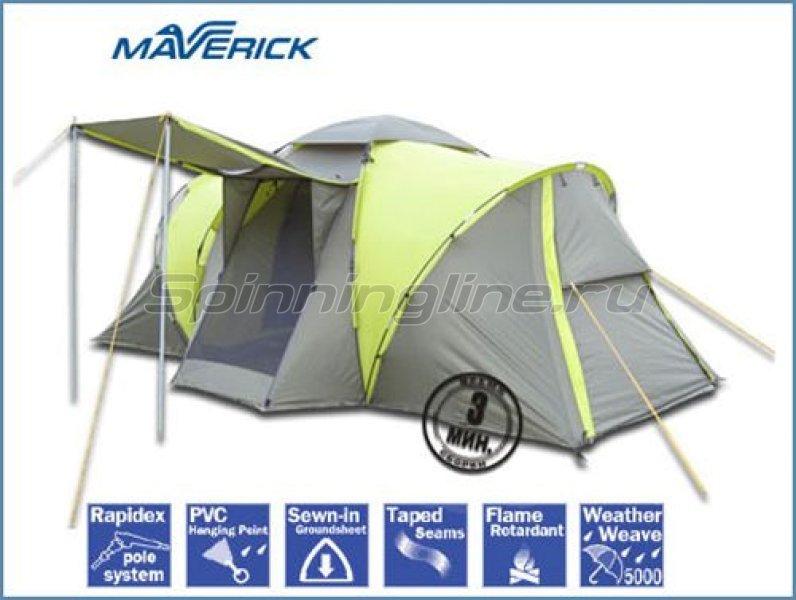 Палатка кемпинговая быстросборная Slider -  1