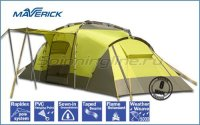 Палатка кемпинговая быстросборная Tourer 400