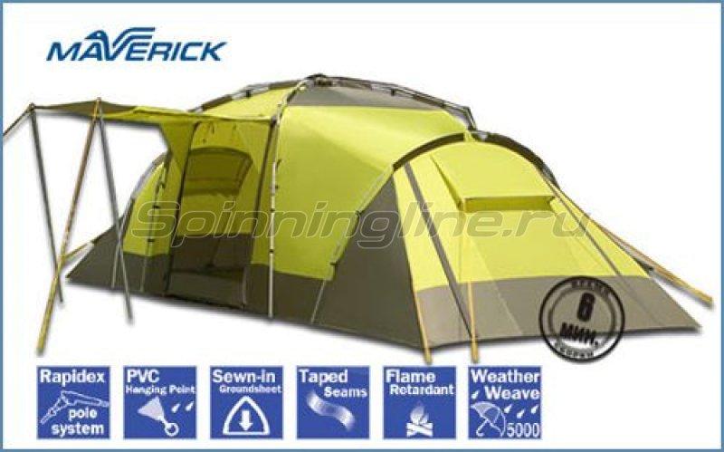 World of Maverick - Палатка кемпинговая быстросборная Tourer 400 - фотография 1