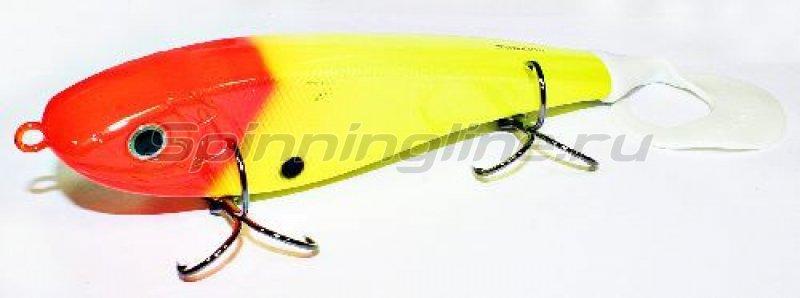 STRIKE PRO - Воблер Bandit Tail EG-138 твистер A119F - фотография 1