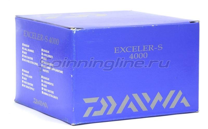 Daiwa - Катушка Exceler S 4000 - фотография 8