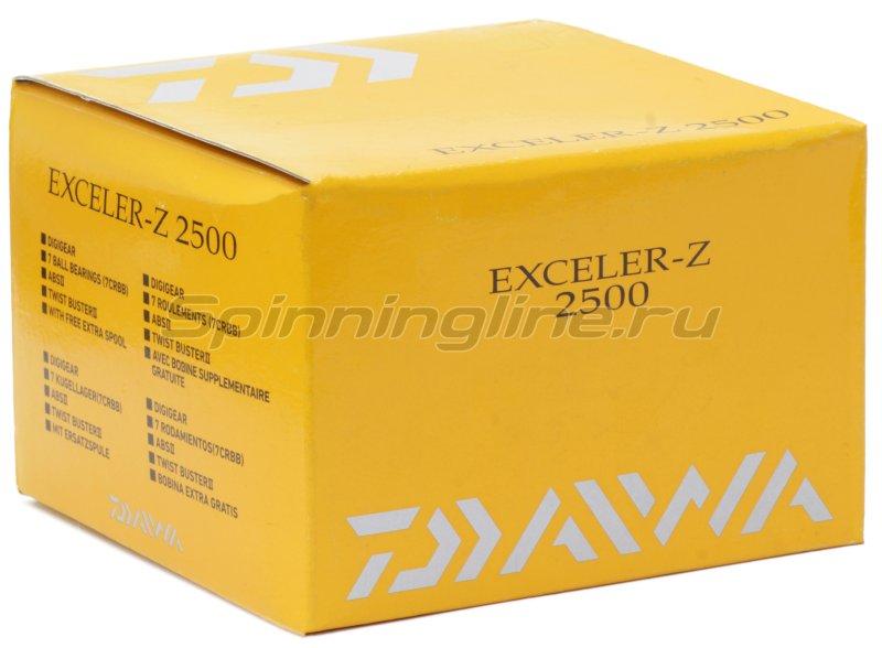 Daiwa - Катушка Exceler Z 3000 - фотография 8