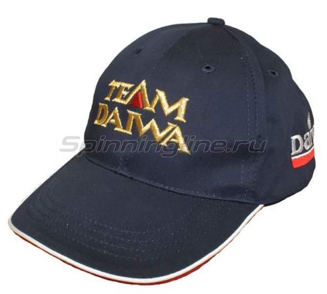 Кепка Team Daiwa Navy - фотография 1