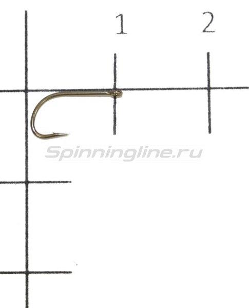 Крючок Gamakatsu LS-1063B Ring Eye N-L №12, арт. 010-001 – купить по цене 181 рубль в Москве и по всей России в рыболовном интернет-магазине Spinningline