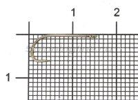 Крючок S12S 1F/B Ring Eye N-L №8
