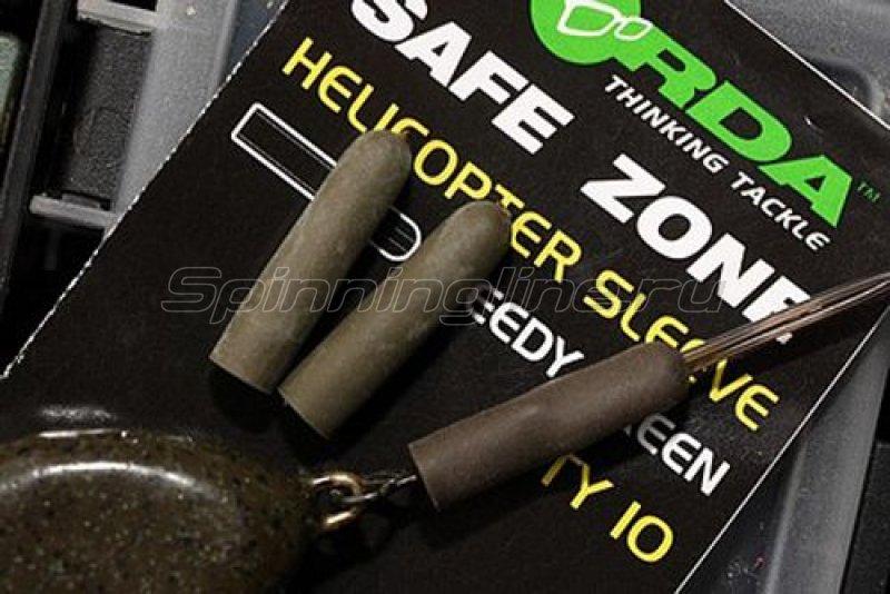 Конус резиновый Korda Safe Zone Heli Rubber Brown -  1