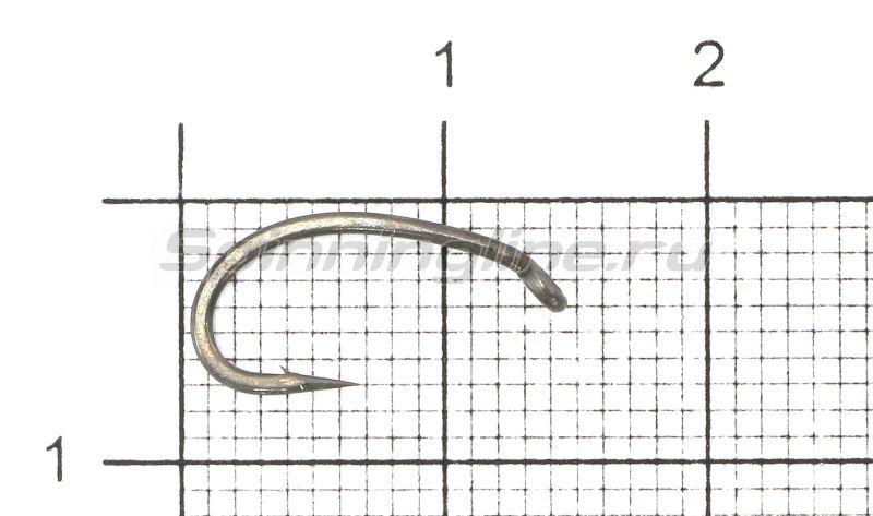 Крючок Korda Kurv Shank №12 -  1