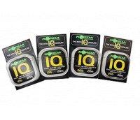 Поводковый материал Korda IQ Fluoracarbon 20м 10lb