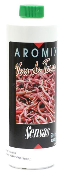Ароматизатор Sensas Aromix Earthworm 500 мл -  1