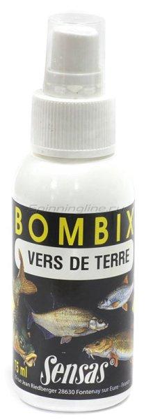 Спрей Sensas Bombix Earthworm 75 мл - фотография 1