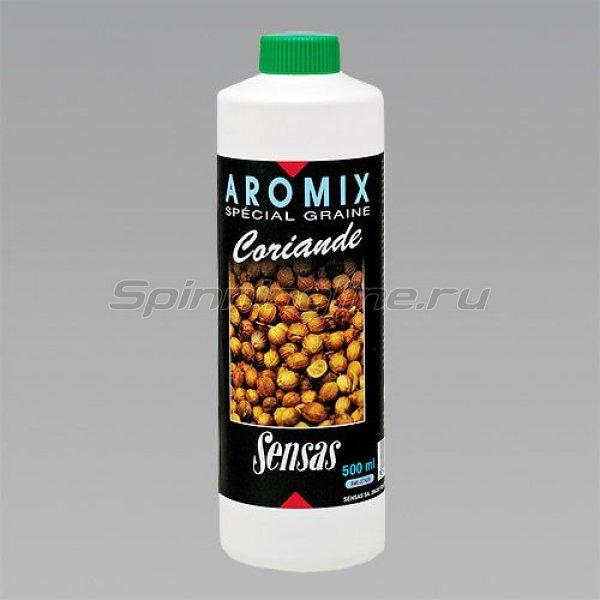 Ароматизатор Sensas Aromix Brasem Coriandre 500 мл -  1