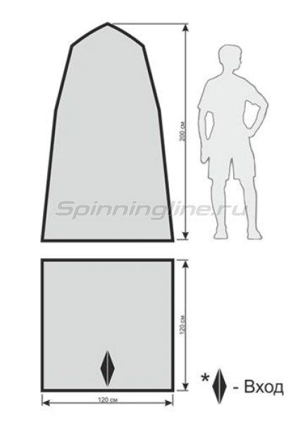 Душ/туалет Shower -  2