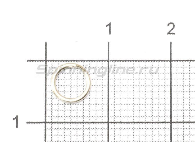 Кольца заводные Saikyo Ni 3 - фотография 1
