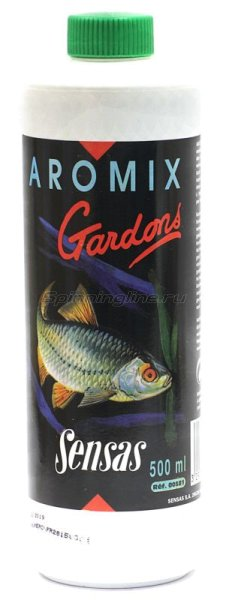 Ароматизатор Sensas Aromix Gardon 500 мл -  1