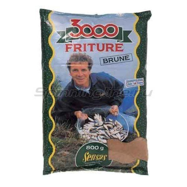 Прикормка Sensas 3000 Friture 1 кг - фотография 1