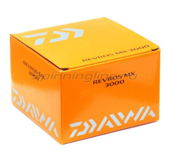 Daiwa - Катушка Revros MX 3000 - фотография 6