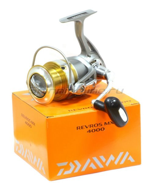 Daiwa - Катушка Revros MX 4000 - фотография 6