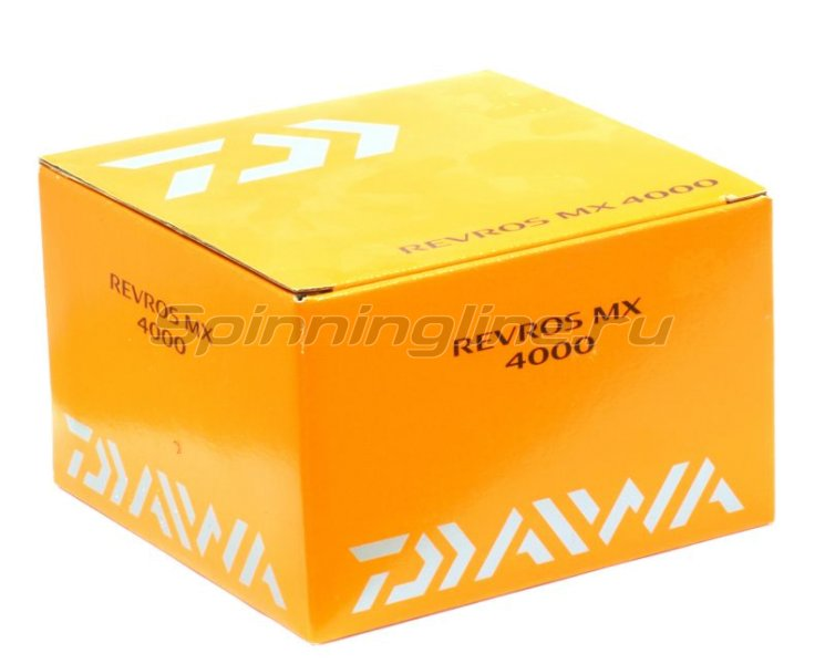 Daiwa - Катушка Revros MX 4000 - фотография 7