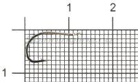 Крючок Metsui Izumezina №6