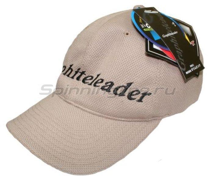 Кепка Graphiteleader бежевая -  1