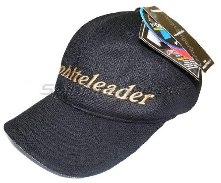 Кепка Graphiteleader черная - фотография 1