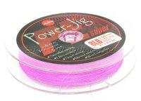 Шнур Power Jig Braided 80м 0.08мм 3.63кг розовый уценка
