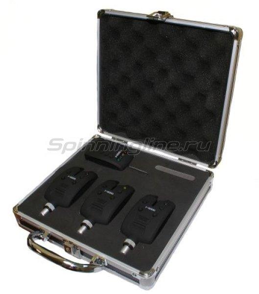 Cormoran - Комплект дистанционных сигнализаторов поклевки Pro Carp F-5000 - фотография 1