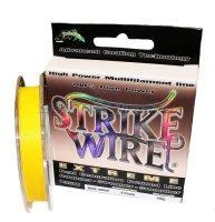 Шнур Wire Extreme 135м 0.21мм yellow