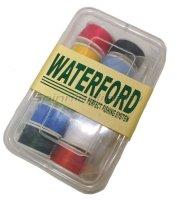 Набор нитей- midge для мушек (12шт.) + бобинодержатель (Waterford)