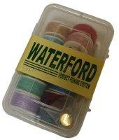 Набор нитей- шерсть для мушек (12шт.) + бобинодержатель (Waterford)