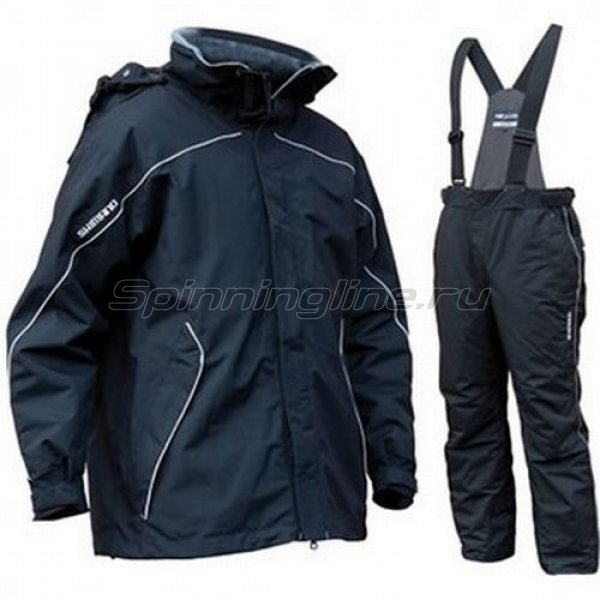 Костюм Shimano Dry Shield Winter RB155HG/XL - фотография 1