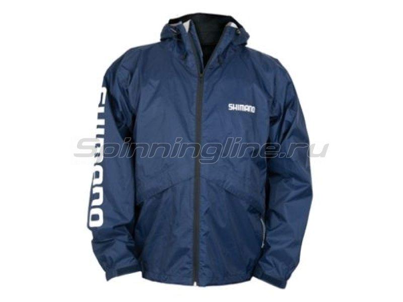 Куртка Shimano Breathable Stash Jacket Dark Navy XXL -  1