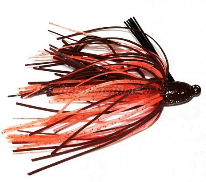 Strike King - Bitsy Bug mini jig 1,75гр cajun crawfish - фотография 1