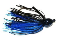 Флиппинговая джигголовка Bitsy Bug mini jig 1,75гр black/blue
