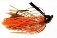 Флиппинговая джигголовка Bitsy Bug mini jig 1,75гр pumpkin craw